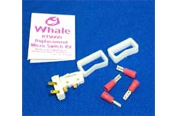 Whale Micro switch kit
