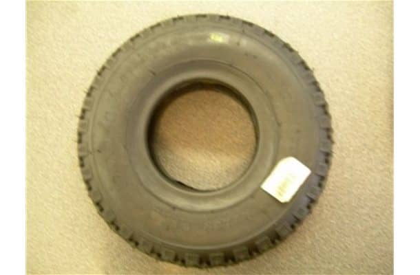 Pnuematic jockey wheel tyre