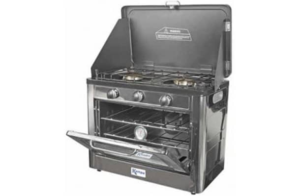 Kampa Roast Master Double Hob and Oven