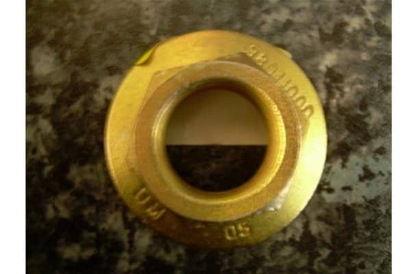 32mm Flange Nut to fit AL-KO