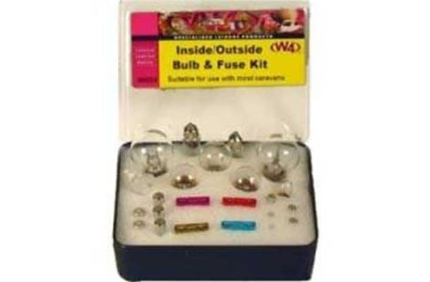 Inside / Outside Bulb & Fuse Kit