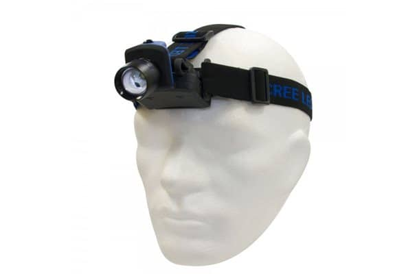 Streetwize Cree Head Torch