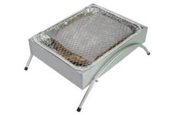 Liberty Leisure Instant BBQ Stand With Disposable Grill