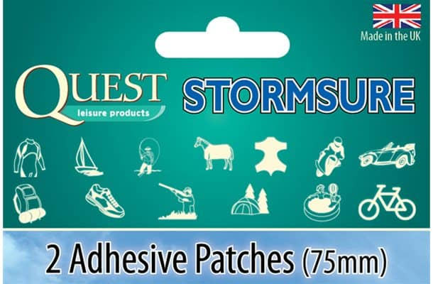 Stormsure Adhesive Patches (75mm)