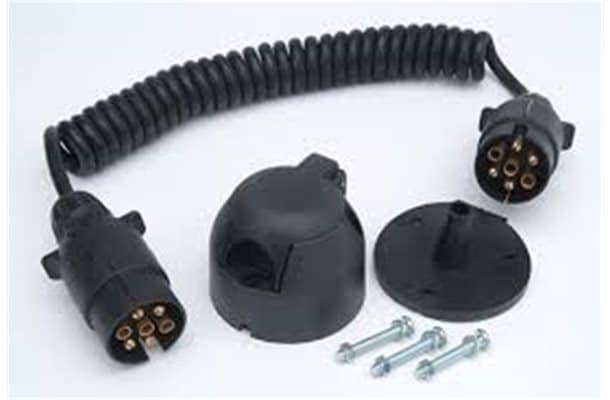 12N Detachable Coiled Cable Kit