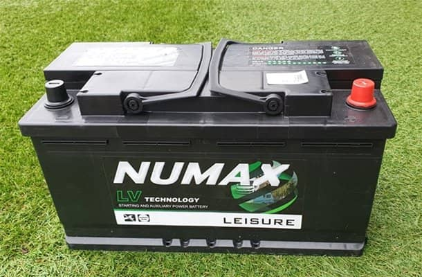 100amp Leisure battery