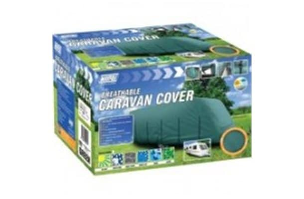 Maypole Caravan Cover 14ft In Green