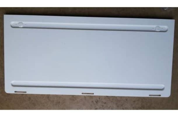 dometic l300 fridge vent cover white
