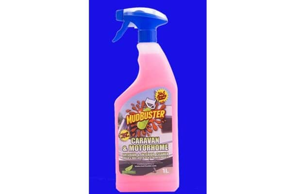 Caravan and Motorhome Cleaner (external and internal use)