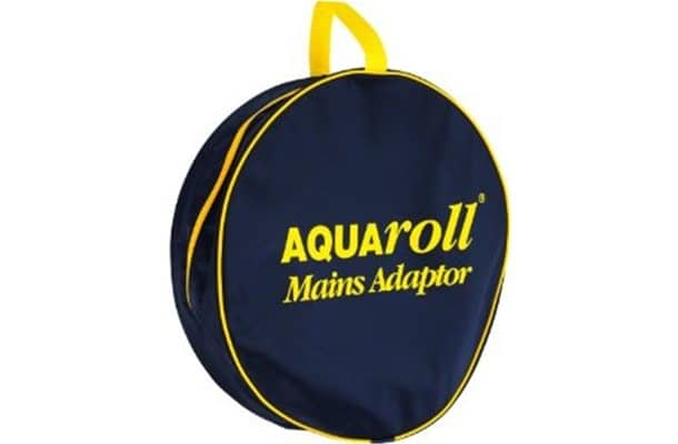 Aquaroll Mains Adaptor Bag by Hitchman