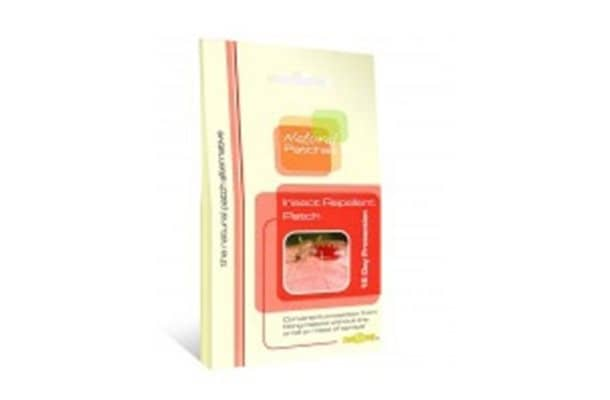Natural 7 day insect repellent  patches