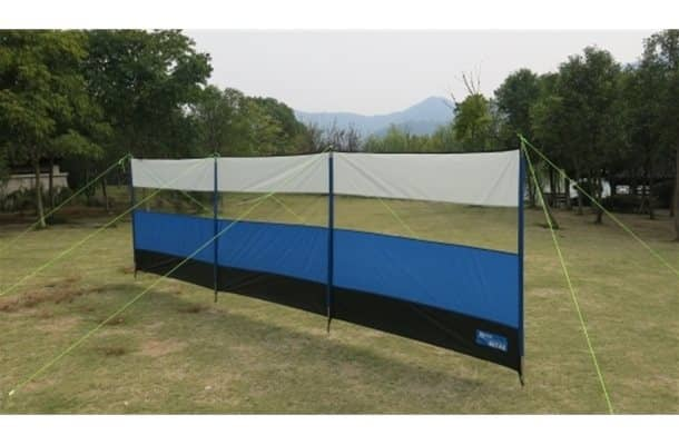 kampa Blue Windbreak