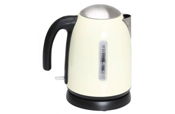 quest 1.2l stainless steel kettle