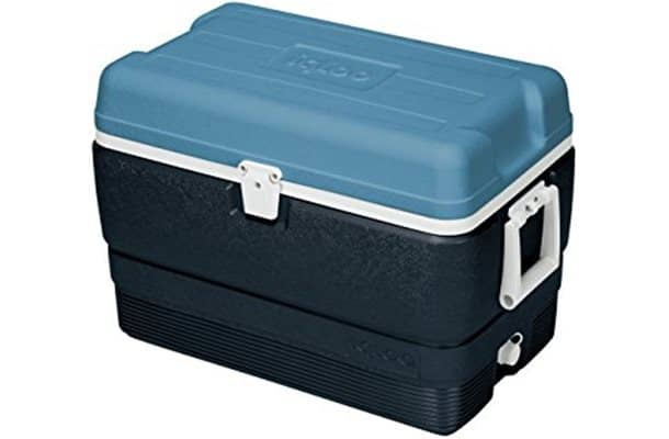 Igloo MaxCold 50 Camping 47 Litre Ice Cooler Box