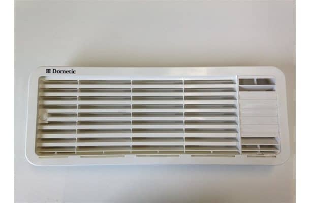 LS100 Dometic fridge vent White