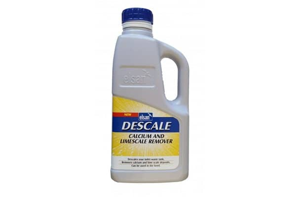 elsan descale calcium and limescale remover