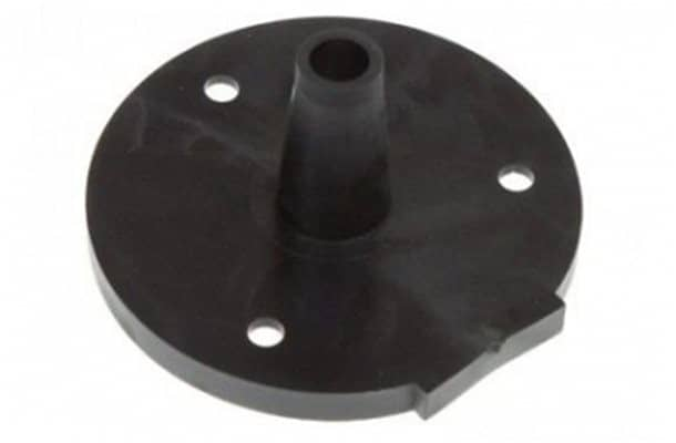 7 Pin socket gasket with bolts