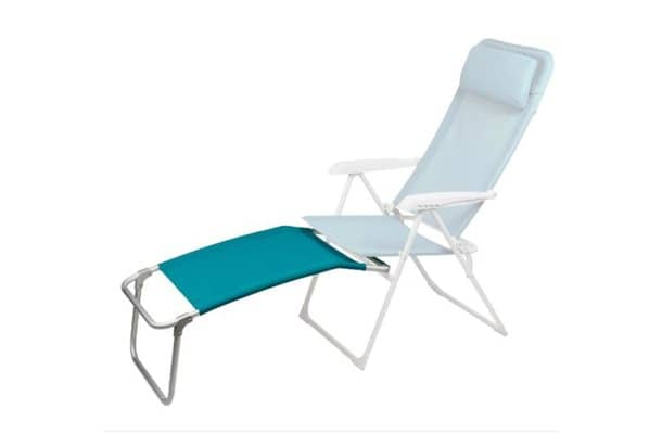 Kampa Adriatic Comfort Chair Tealicious