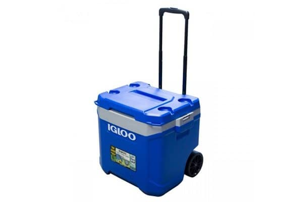 Igloo Latitude 60 Roller Cool Box Blue