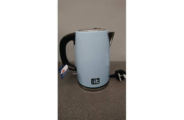 Boil It Low Wattage Stainless Kettle 900w Cordless 1.7 litre
