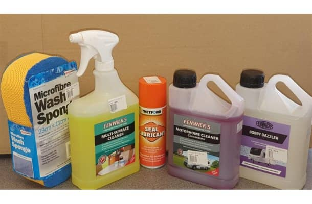 Motorhome Cleaning Bundle