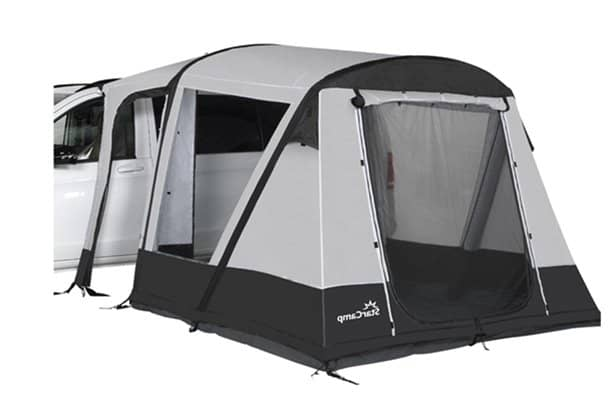Dorema StarCamp Quick n Easy 265 Driveaway Awning