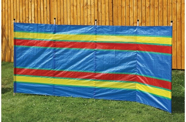 Windbreak 5 Pole Budget  IN STORE ONLY