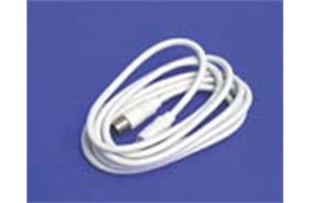2M Coaxial fly lead