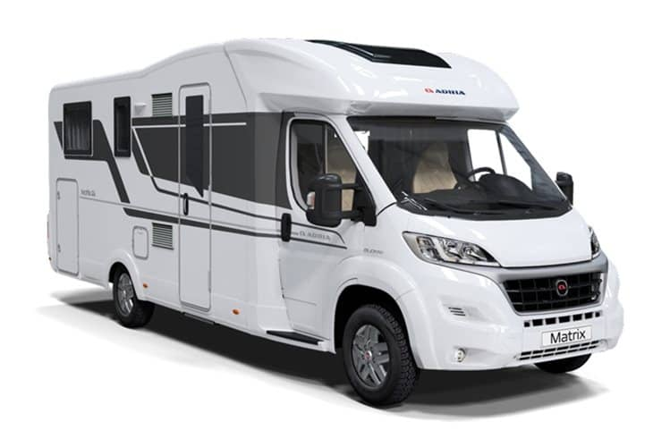Adria Matrix Axess 600 SL 2021